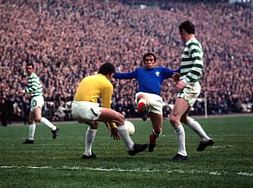 Rangers 3-2 Celtic, 5 May 1973