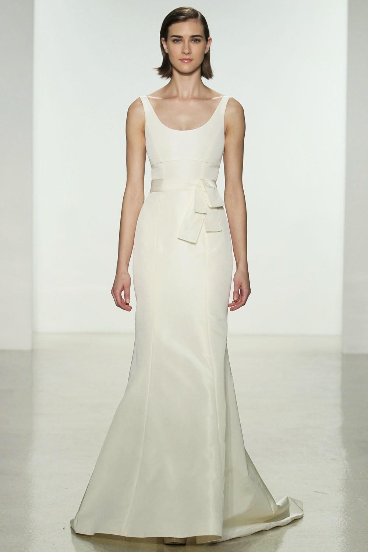 Amsale Spring 2015 Wedding Dresses