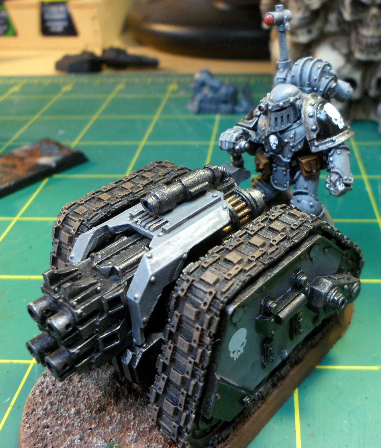 Quad Heavy Bolter Relictors Rapier Heavy Bolter