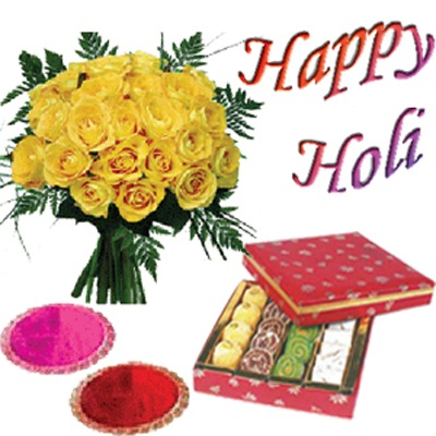 Happy Holi 2012 Wallpapers