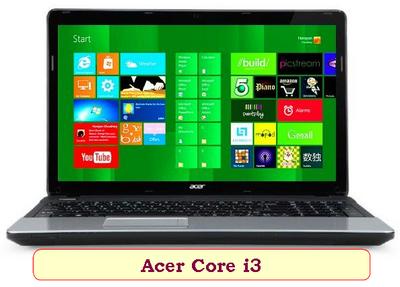 harga laptop acer core i3 terbaru