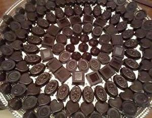 تزيين شوكولاته في الاردن