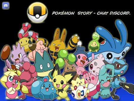 Pokémon Story - Chat Discord