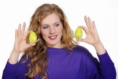 فوائد البيض في التغلب على مشاكل الشعر