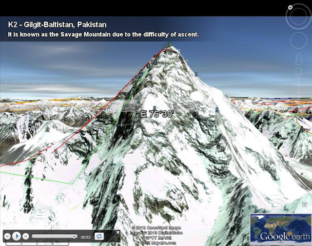 K2 Gilgit Baltistan Pakistan