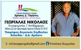 ΓΕΩΡΓΑΛΑΣ ΝΙΚΟΛΑΟΣ