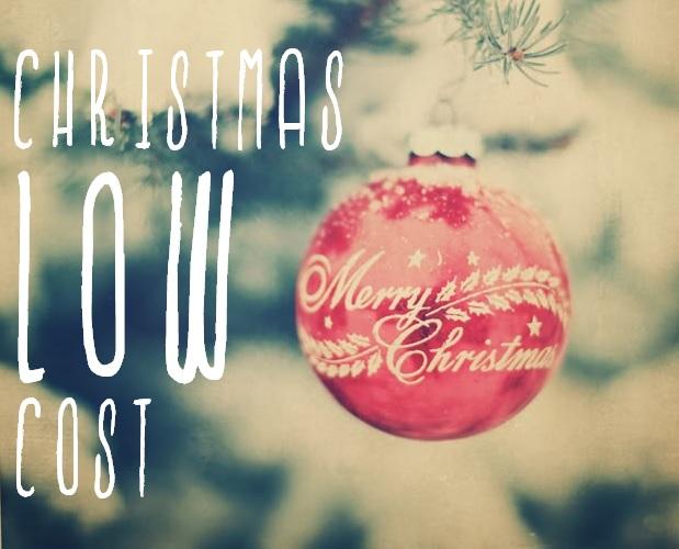 Decoración navidad low cost