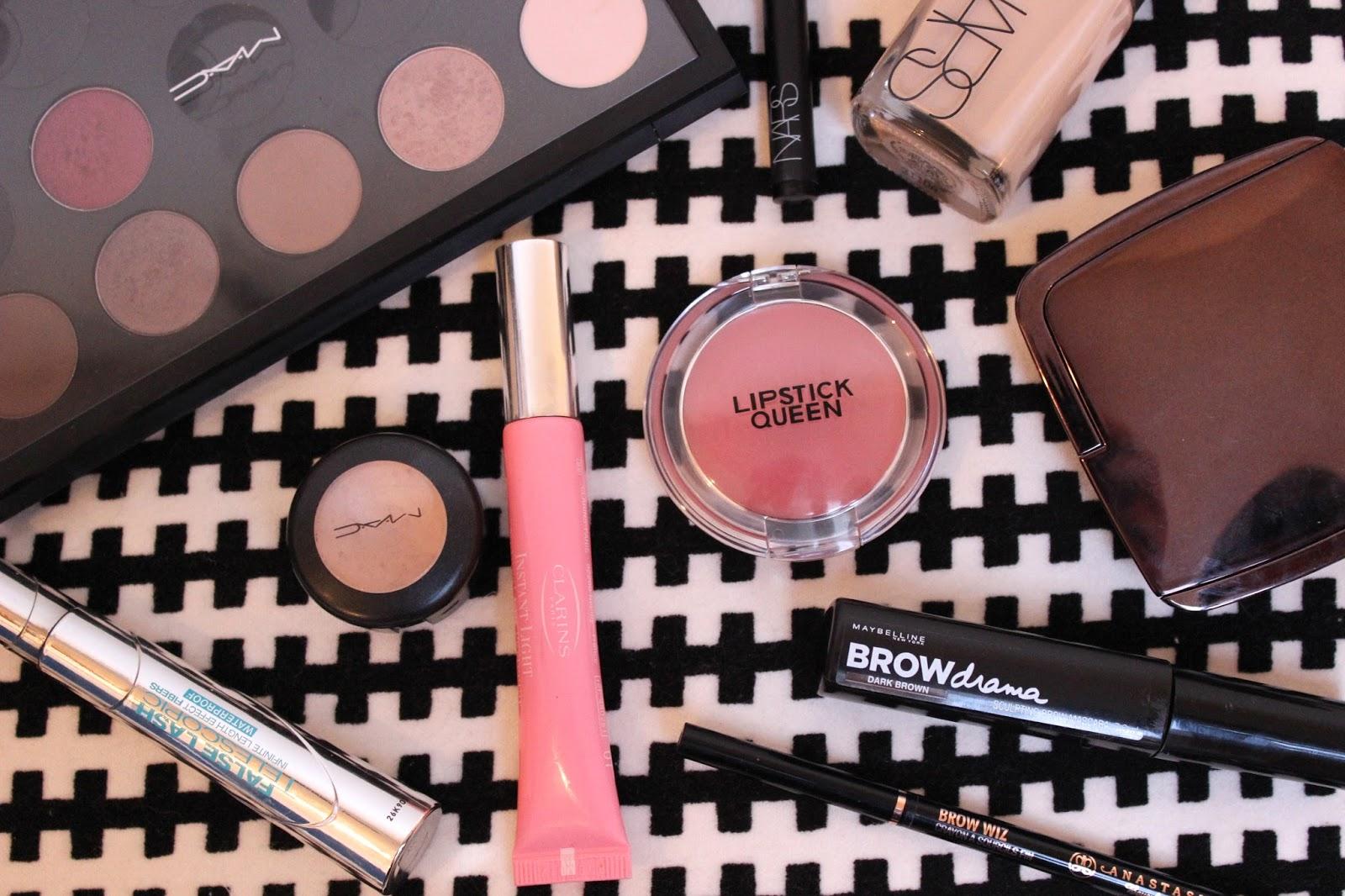Space NK Spring Makeup Look