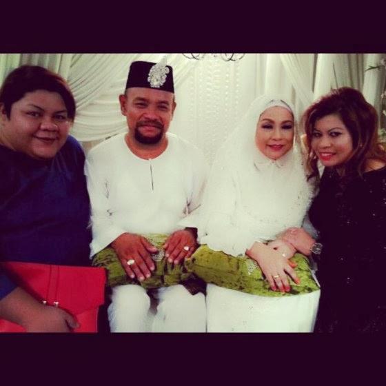Wan Maimunah Kahwin