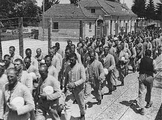 Fallecidos en campo de concentración nazis