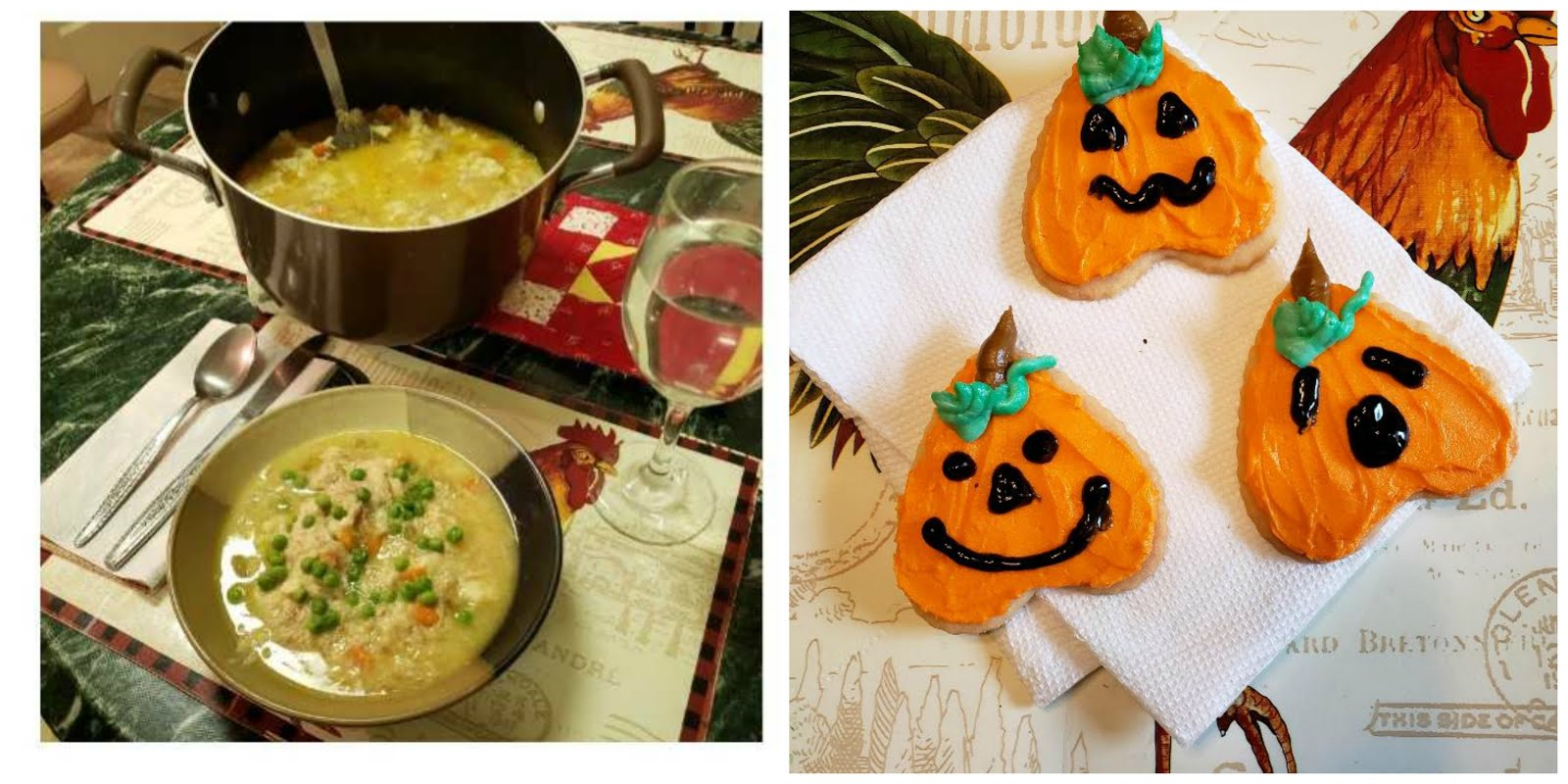 COOKING WITH CYNTHIA... OCTOBER 24th 10:30- 12:30 $35