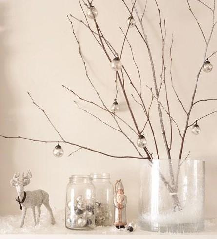 christmas twigs. Black Bedroom Furniture Sets. Home Design Ideas