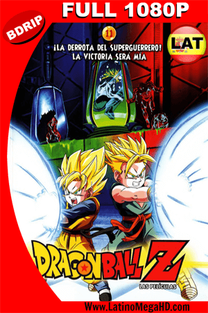 Dragon Ball Z: El combate final (1994) Latino Full HD BDRIP 1080P ()