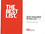 D Home Magazine Best Builders in Dallas 2011