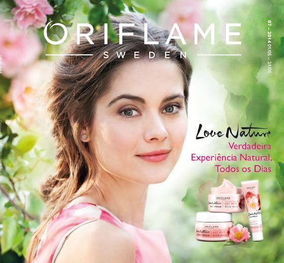 Oriflame - Catálogo 07 de 2014