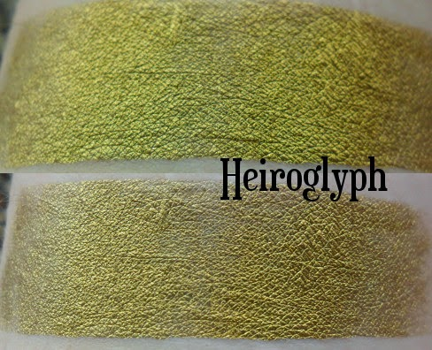 Meow Heiroglyph Swatch