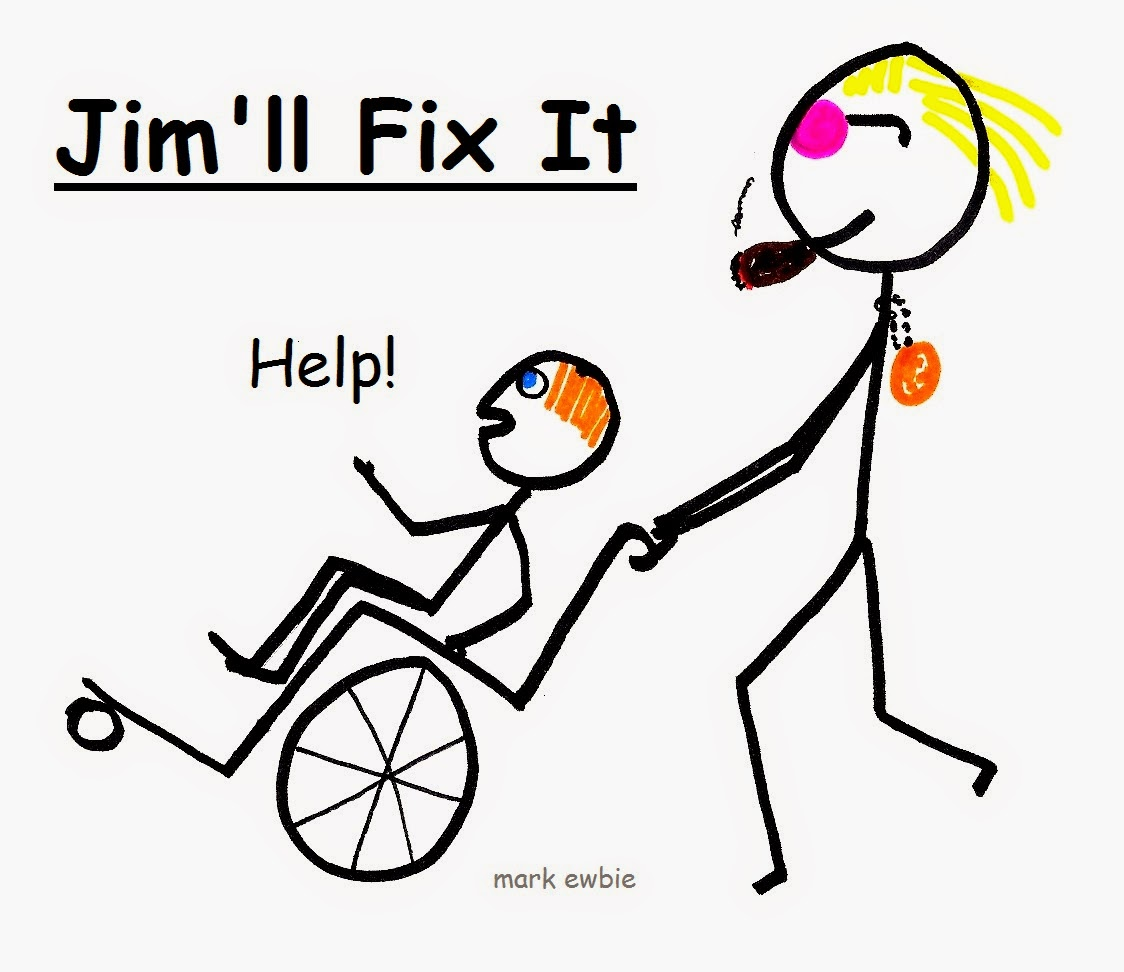 jimmy saville and child in wheelchair