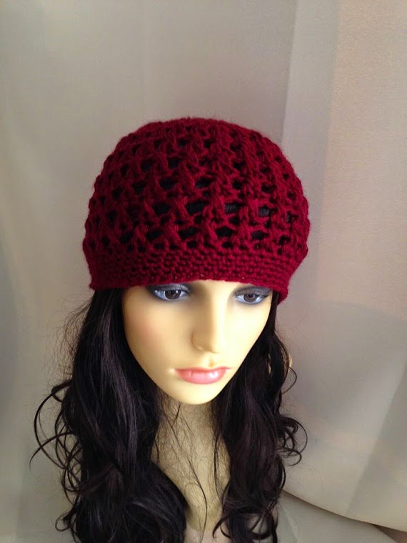 Crocheting Hats : ... Laremi: Chunky hat, Crochet hat, Crochet beanie, Beanie hat, Women hat