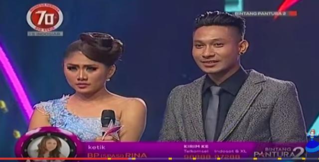Peserta Bintang Pantura 2 yang Turun Panggung Tgl 22 Agustus 2015