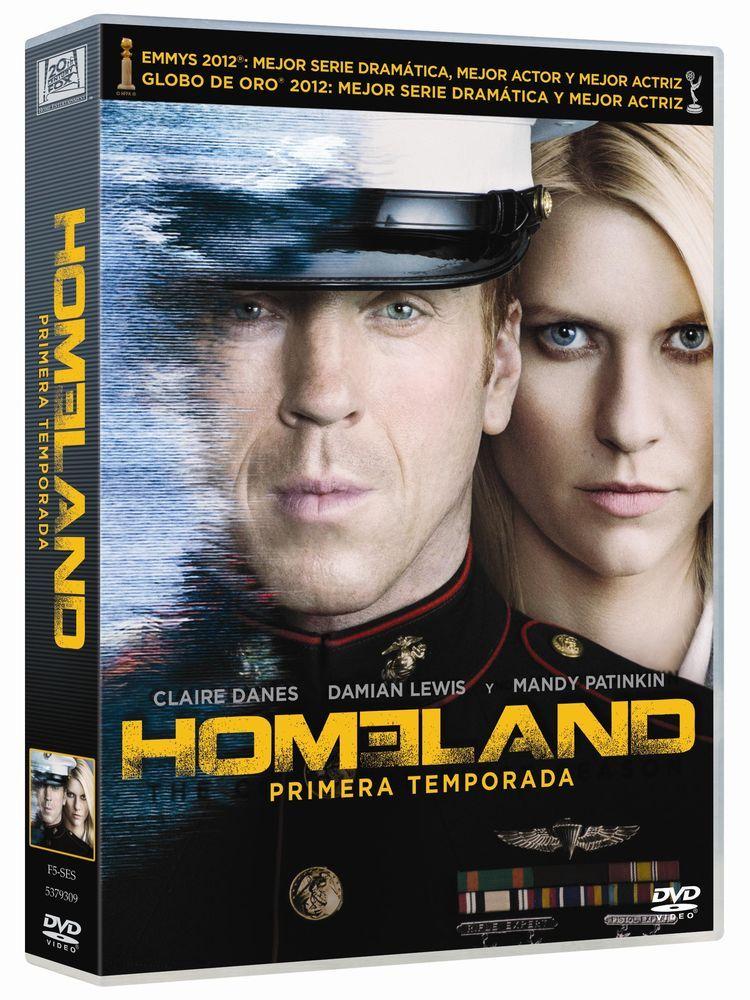 Homeland (Primera temporada)