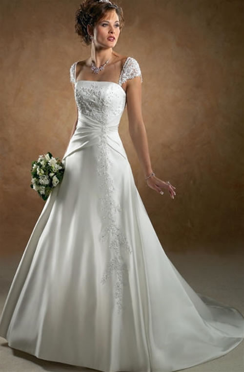 Wedding gowns dresses best wedding dresses for How to become a wedding dress model