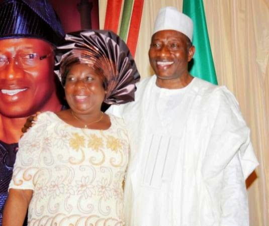Photo: Meet President Jonathan