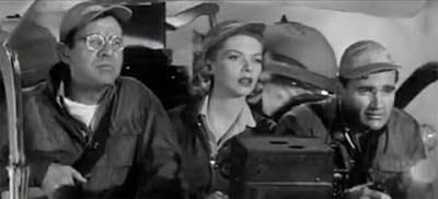 Still - Helicopter scene - Kronos (1957)