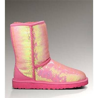 pink ellee ugg boots