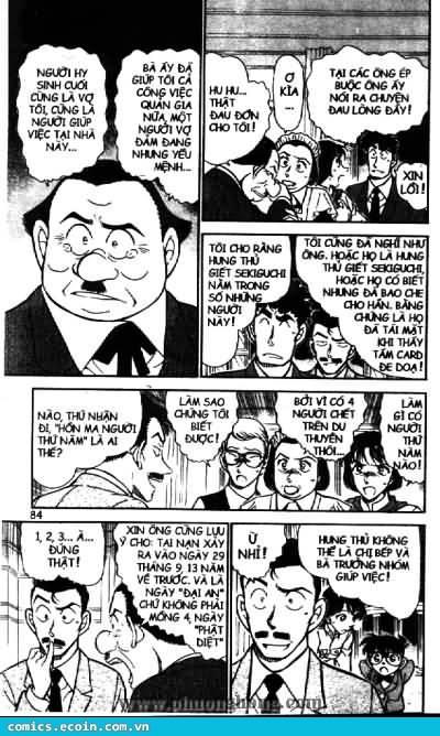 Detective Conan - Thám Tử Lừng Danh Conan chap 495 page 10 - IZTruyenTranh.com