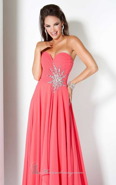 en esta coleccion de vestidos de fiesta 2012 con vestidos