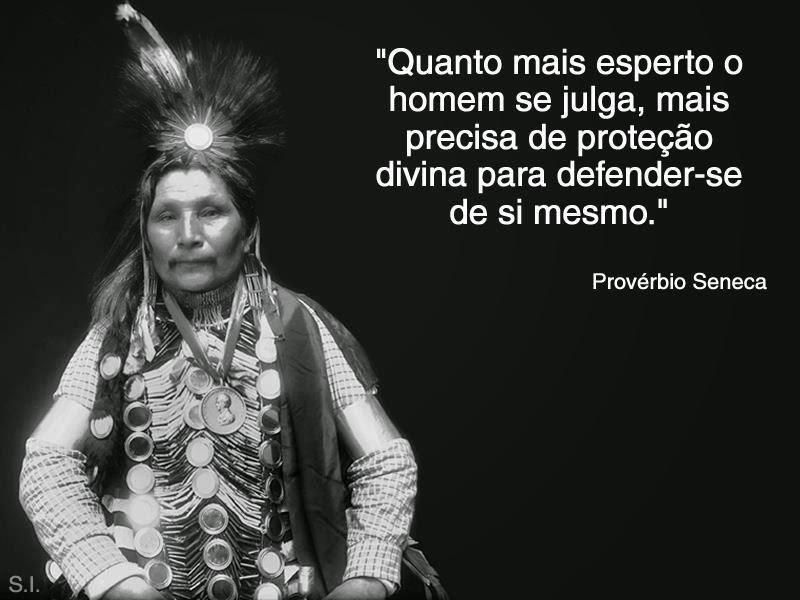 Provérbio Seneca.