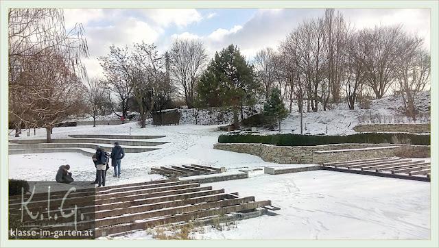 Gartenbauschule Langenlois, NOE, Teichgarten
