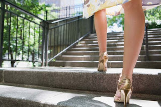 Passos na escada