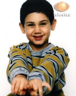 """... en el 2000 la telenovela infantil """"Rayito de luz"""" (Foto: Televisa"""