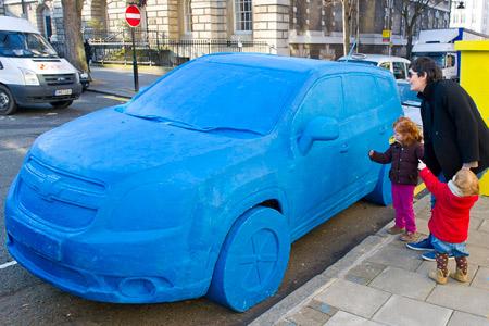 carro massinha modelar
