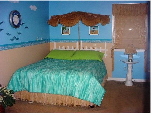 coastal - Beach Themed Bedrooms