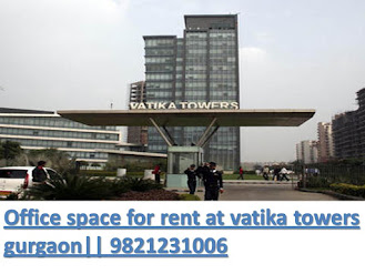 Office space for rent at Vatika towers