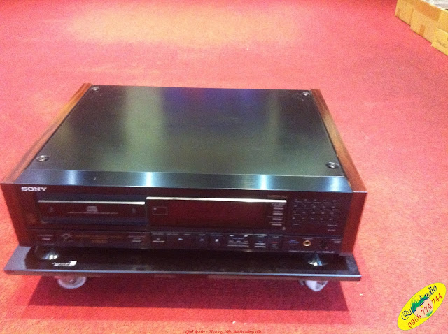 Đầu CD Player - Sony 338ESD - Made in Japan