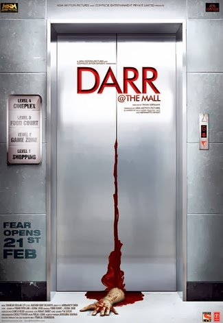 Watch Darr @ the Mall (2014) Hindi DVDScr Horror Thriller Full Movie Watch Online For Free Download