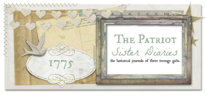 The Patriot Sister Diaries