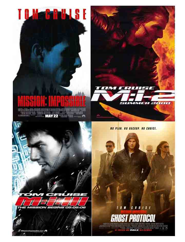 mission impossible 4 movie review Mission impossible 4: ghost protocol – 4k uhd blu-ray movie review august 15, 2018  4k uhd blu-ray movie review mission impossible 2 review.