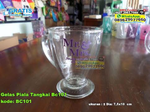 Gelas Piala Tangkai Bc101