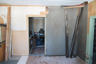 murning av murstock