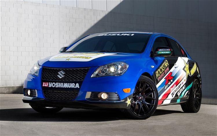 Car Overviews Suzuki Kizashi Apex Concept