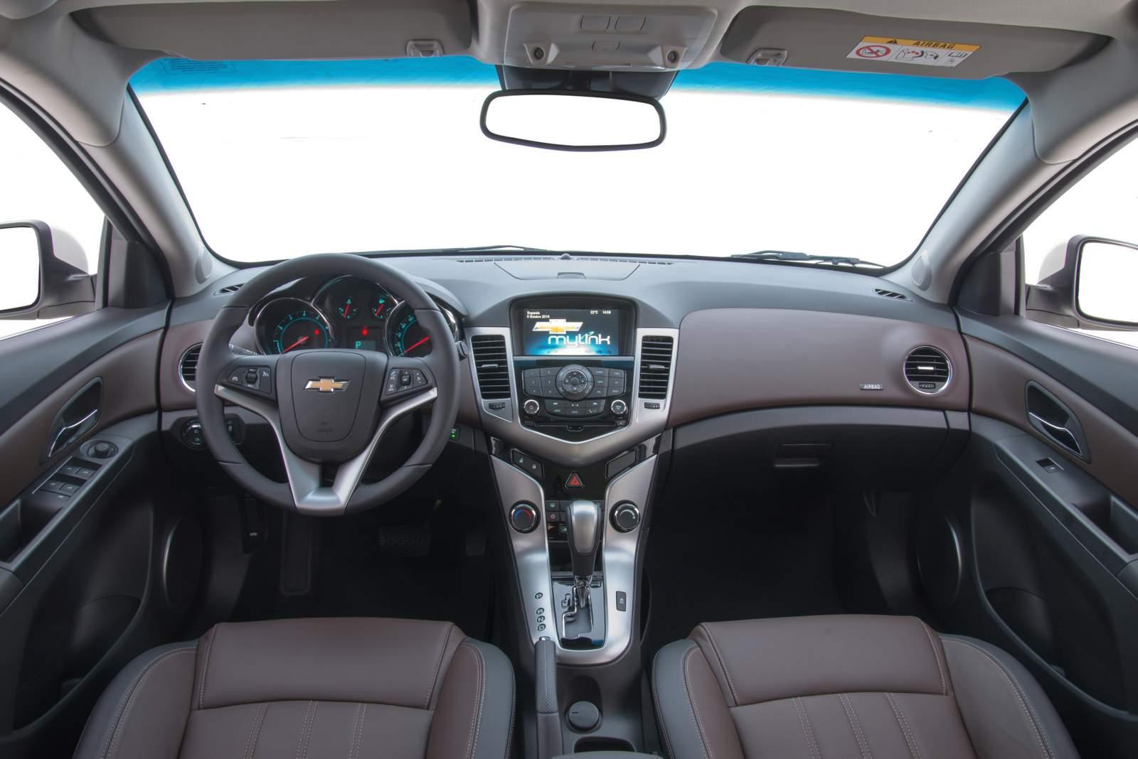 Novo Chevrolet Cruze 2015 Fotos E Especifica Es Oficiais Car Blog Br