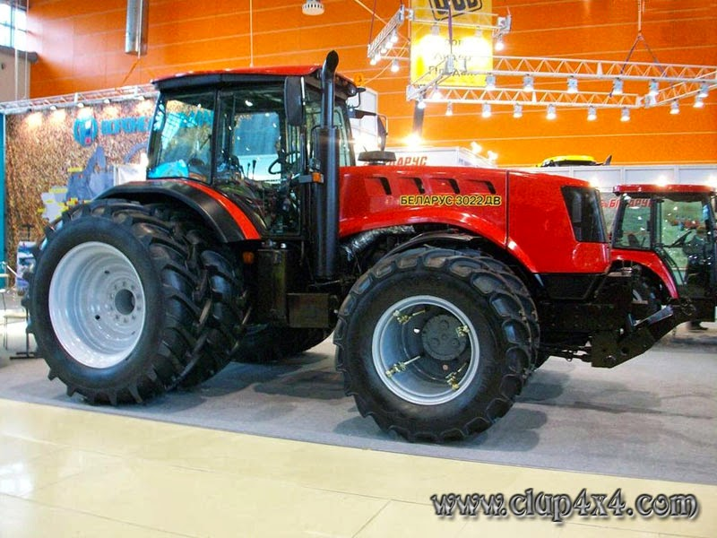 Tractors Farm Machinery Belarus Tractor
