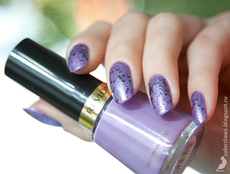 Catrice The Big Bling Theory + Revlon #220 Enchanting