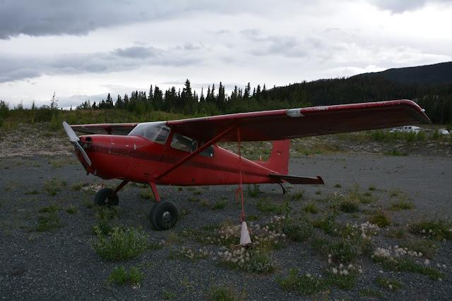 Chitina Alaska bush plane