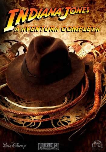 Indiana Jones Coleção Completa Torrent – BluRay 720p/1080p Dual Áudio