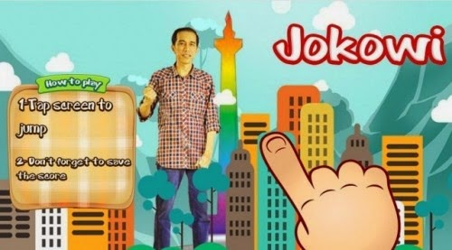 game-android-jokowi